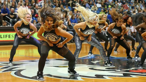 Memphis Grizzlies Grizz Girls