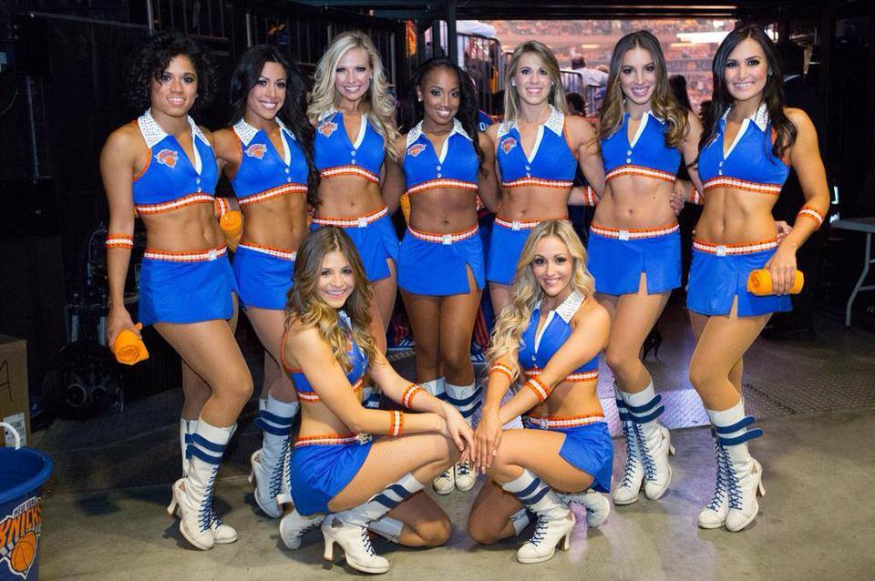 New York Knicks City Dancers