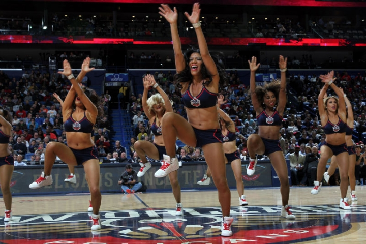Pelicans Dance Team