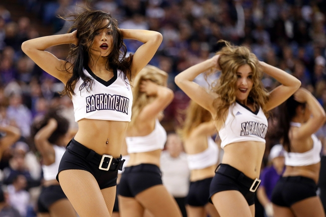 Sacramento Kings Dancers