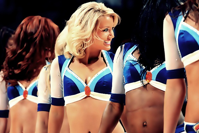 Oklahoma City Thunder Girls
