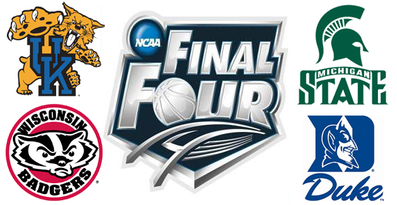 Final Four Basketball Round