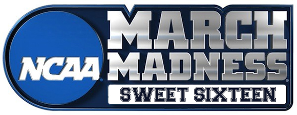 NCAA Basketball Sweet Sixteen