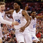 Duke Beats Wisconsin In The NCAA College Basketball Championship