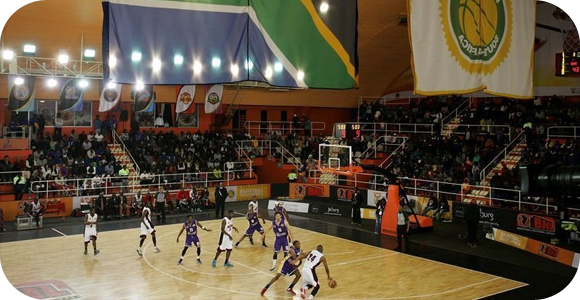 Basketball Africa Game
